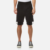 Helmut Lang Men's Double Layer Shorts Black