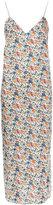 CITYSHOP floral print maxi dress - women - Cotton - One Size