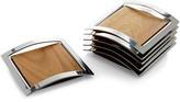 Nambe Mikko Coasters, Set of 6