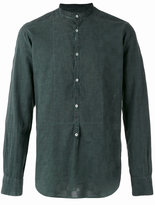 Massimo Alba band collar shirt - men - Cotton - XL