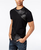 INC International Concepts Men's Shattered Print T-Shirt, Created for Macy's