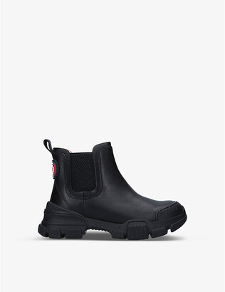 Gucci Leon leather Chelsea boots 4-8 years