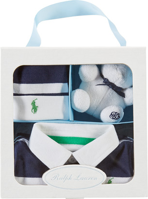 Ralph Lauren Cotton Rugby Gift Box Set