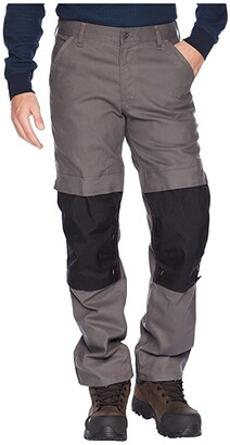 Timberland Work Bender Utility Work Pants (Jet Black) Men's Casual Pants