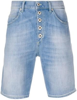 Dondup Skinny Denim Shorts