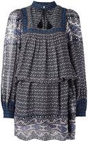 Ulla Johnson paisley print tassel tie dress - women - Silk/Polyester - 6