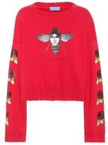 Undercover Printed cotton sweatshirt
