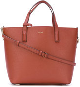 DKNY top-handle tote - women - Leather - One Size