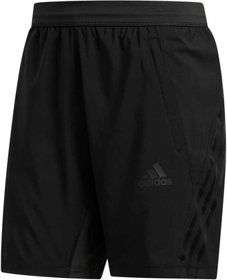 adidas Mens Aeroready 3 Stripe Shorts