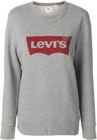 Levi's printed logo jumper