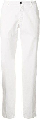 Giorgio Armani Straight Leg Chino Trousers