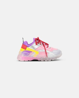 Stella McCartney Kids Stella McCartney multicolour trainers