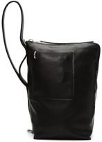 Rick Owens Black Mini Bucket Bag