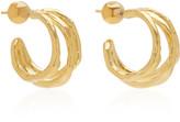 Sophie Buhai 18K Gold Vermeil Hoop Earrings