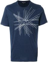 Michael Kors printed T-shirt