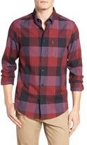 Ben Sherman Men's Mod Fit Check Shirt
