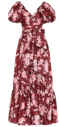 LoveShackFancy Ida floral gown