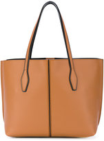 Tod's shopper tote - women - Leather - One Size