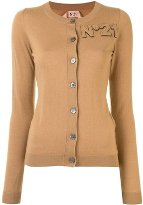 No.21 Buttoned Cardigan