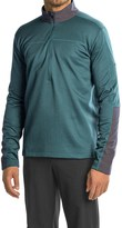 Mountain Hardwear Kiln Fleece Shirt - Zip Neck, Long Sleeve (For Men)