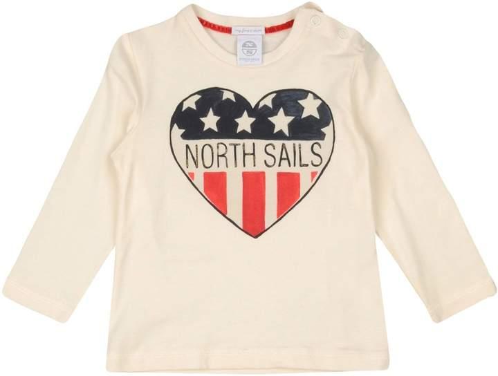 North Sails T-shirts - Item 37876647