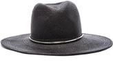 Janessa Leone Begonia Panama Hat