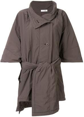 Issey Miyake padded tech coat