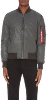 Alpha Industries Ma-1 Vf Reflect Bomber Jacket