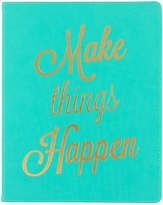 Eccolo Make Things Happen Desk Size Journal