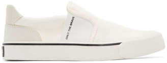 Diesel Off-White S-Flip So Low Sneakers