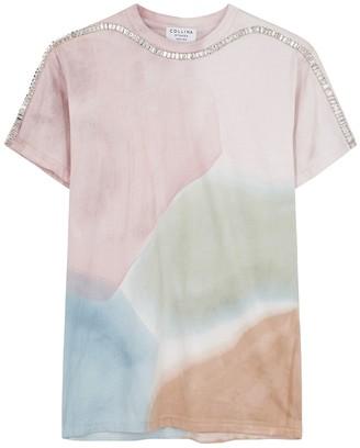 Collina Strada X Charlie Engham Sporty Spice tie-dyed T-shirt