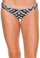 Rusty Shibori Cheeky Reversible Bikini Bottom