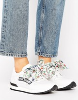 Love Moschino Bow Sneakers