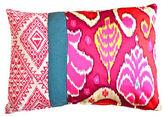 Kim Salmela Sinta 14x20 Pillow, Red Multi