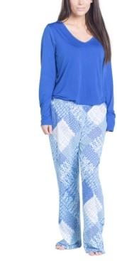 Muk Luks Cool Girl Pajama Set