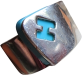 Hermes Silver Silver Ring