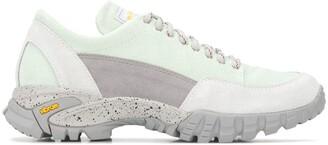Diemme Contrasting Panel Sneakers