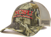 Camo Game North Carolina State Wolfpack Mesh Bar Cap