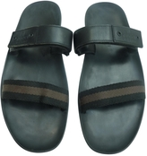 Gucci Double Strap Sandals / Sliders