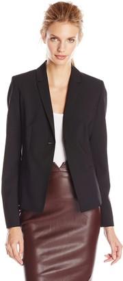 Elie Tahari Women's Alma Seasonless Wool Jacket