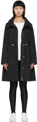 Moncler Black Malachite Coat