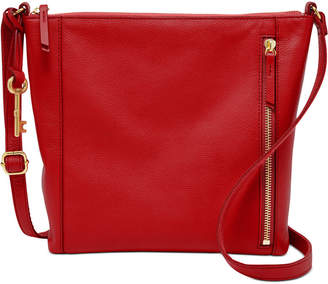 Fossil Tara Leather Crossbody