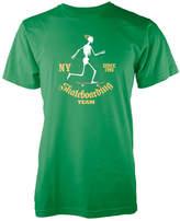NY Skateboarding Team Est.1998 Green T-Shirt