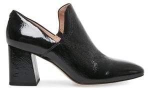 Kate Spade Leather Slip-On Booties