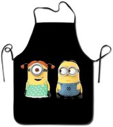 WDBO Movie Cute Minions Kitchen Aprons