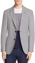 Z Zegna Houndstooth Slim Fit Sport Coat
