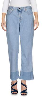 Victoria Beckham Denim trousers