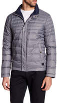 Kenneth Cole New York Shiny Packable Jacket