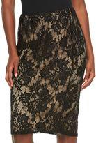 Apt. 9 Women's Lace Midi Skirt
