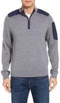 Vineyard Vines Quarter Zip Performance Sweater